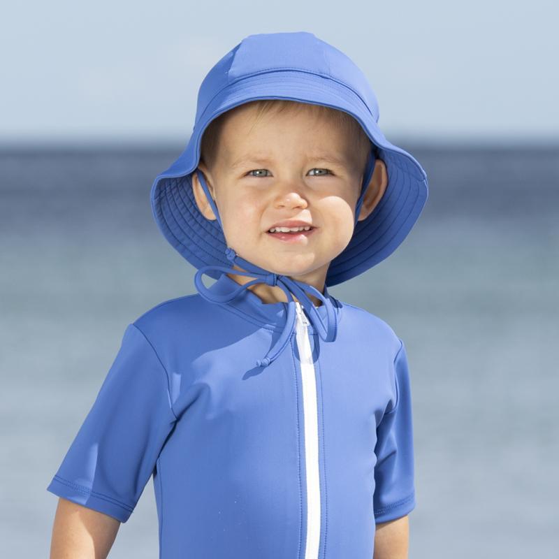 Image of Petit Crabe Frey UV hat - Sapphire (1421486)