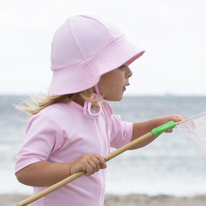 Image of Petit Crabe Frey UV hat - ballerina (1421722)