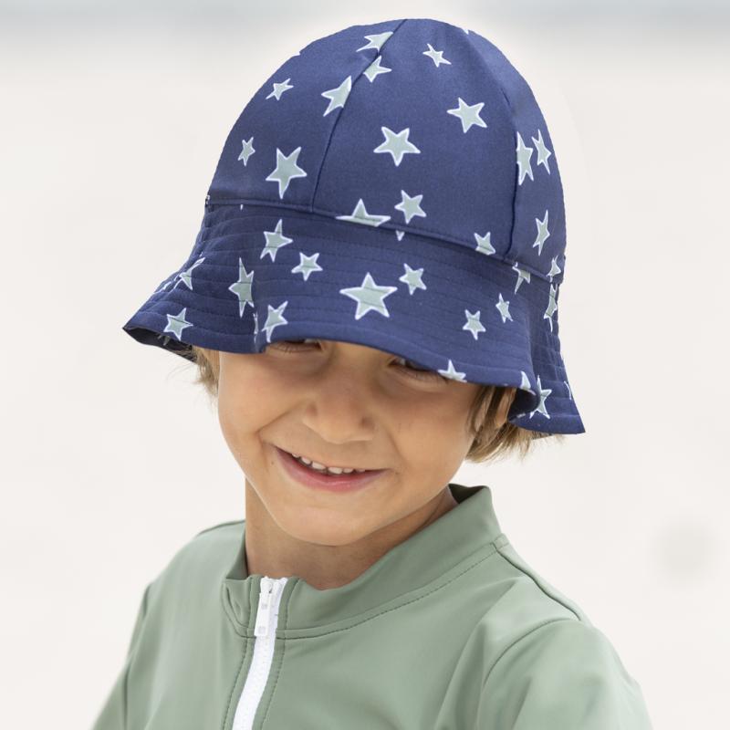Image of Petit Crabe Frey UV hat - stars (1441646)