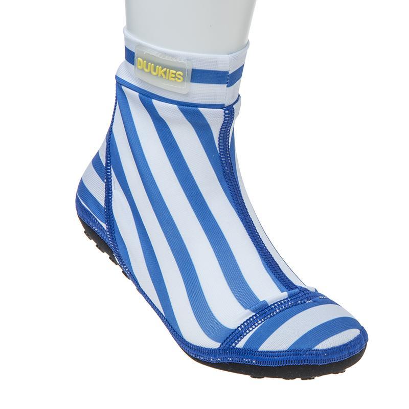 Image of Duukies beachsock - blue stripes (1489429)