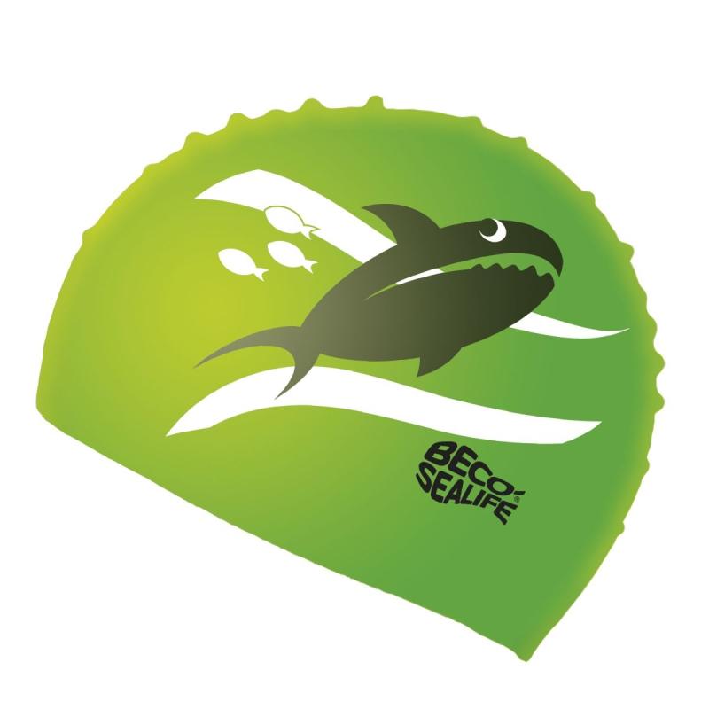 Image of Beco-Sealife badehætte grøn (1777711)