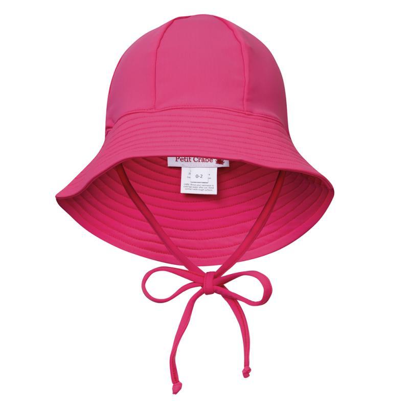 Image of Petit Crabe Frey UV hat - Lollipop (1995407)