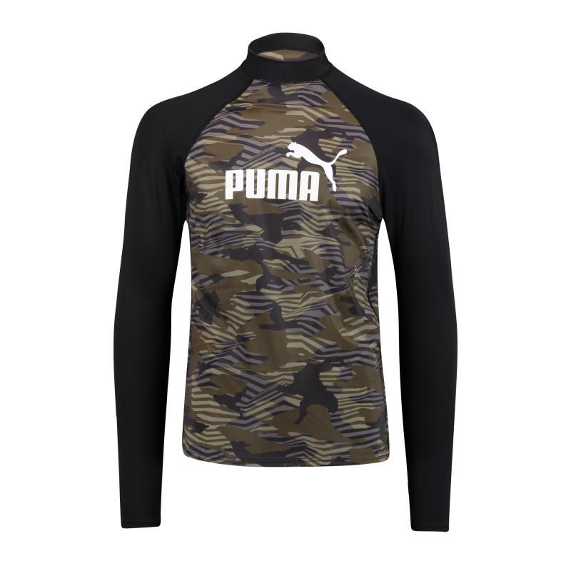 Image of Puma UV langærmet soltrøje HERRE - camouflage (2013830)