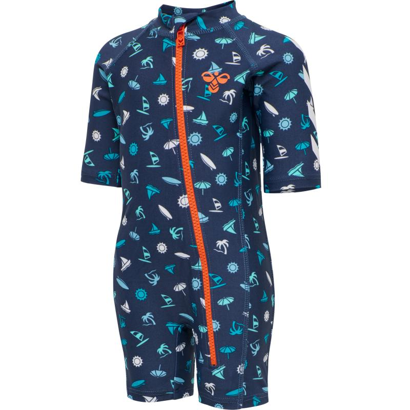 Image of Hummel beach swimsuit dark denim (2178713)
