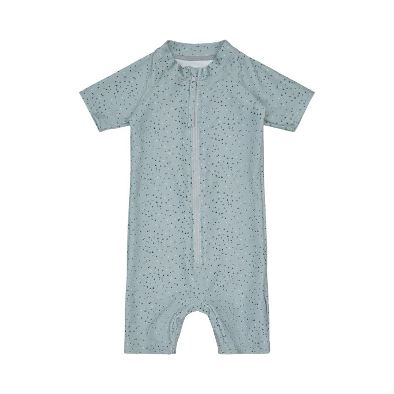 Image of Petit by Sofie Schnoor sofus UV dragt UPF 50+ dusty blue (2215470)