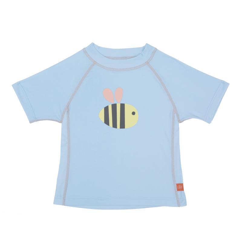 Image of Lässig kortærmet UPF 50+ badetrøje - bumble bee (866786)