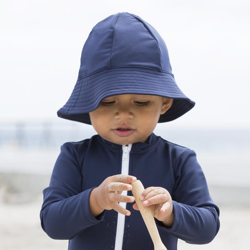 Image of Petit Crabe Frey UV hat - blå (655935)