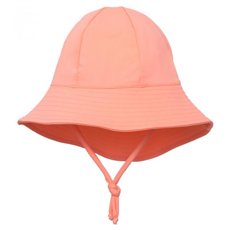 Image of Petit Crabe Frey UV hat - coral (947921)