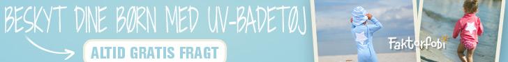 visbanner - Blebadebukser og ble badedragt